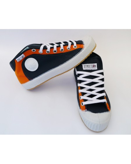 Streetson Orange Grey High