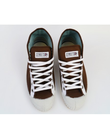 Streetson Dark Brown High