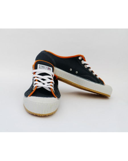 Streetson Orange Grey Low