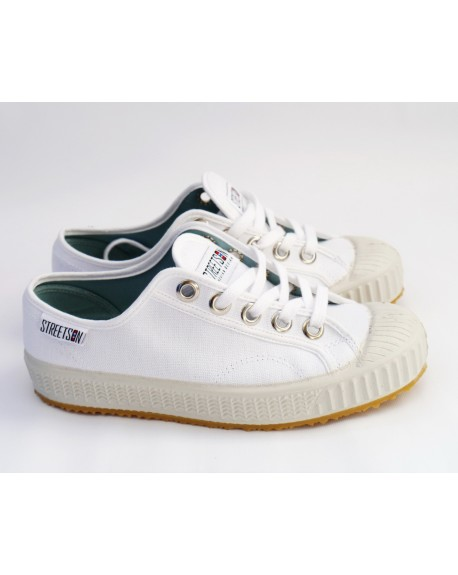Streetson White Low